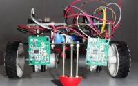 Skylight Academy Line follor robot